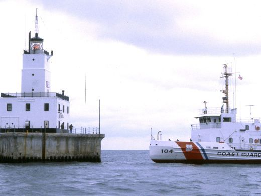 A photo from November 1980 shows the USCGC Biscayne