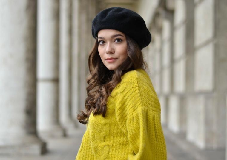 Die Baskenmütze – Modeideen, um sie 2018 stilvoll zu tragen