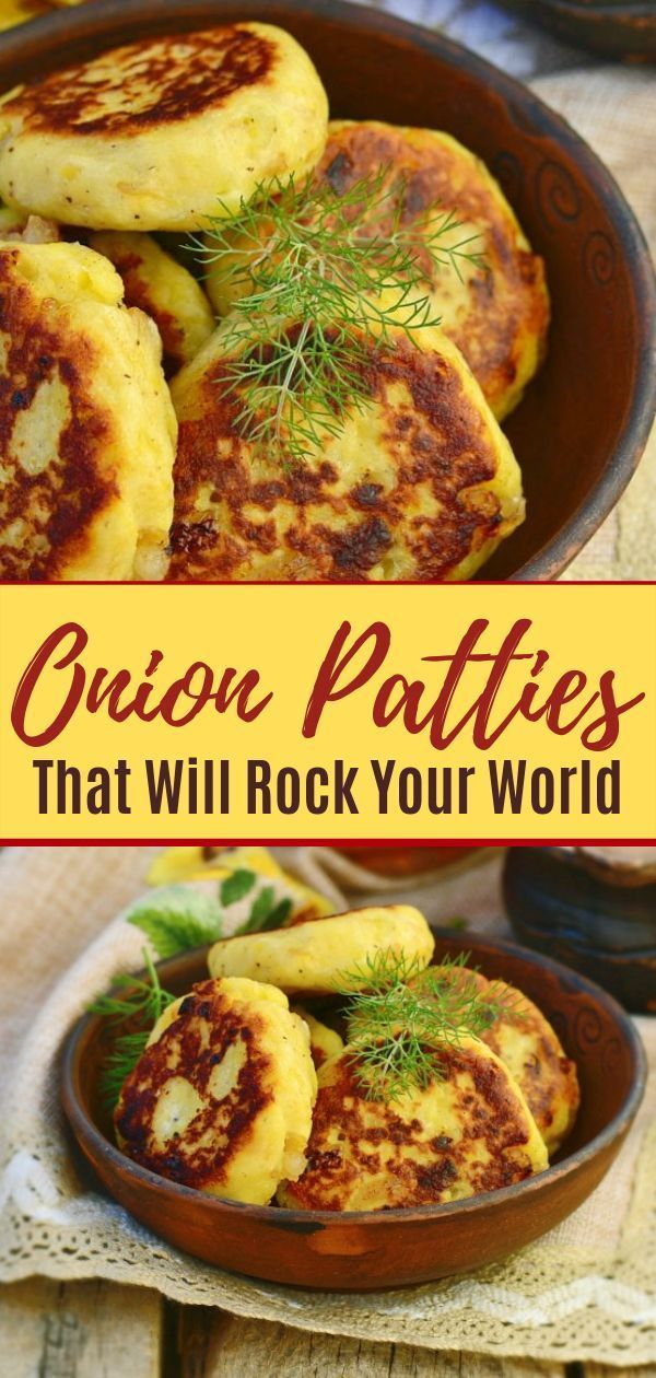 Forget Onion Rings, These Onion Patties Are Going To ROCK YOUR WORLD! -  Onion patties perfect as a side for meatloaf or in a thick bun with a hamburger! These are so simpl - #Beef #Dinners #forget #GlutenFree #going #onion #PaleoRecipes #patties #rings #ROCK #these #world
