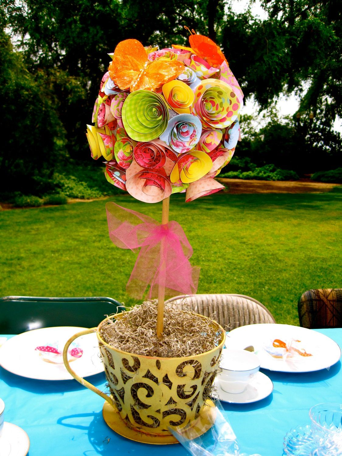The Best Diy Alice In Wonderland Tea Party Ideas On A Shoestring
