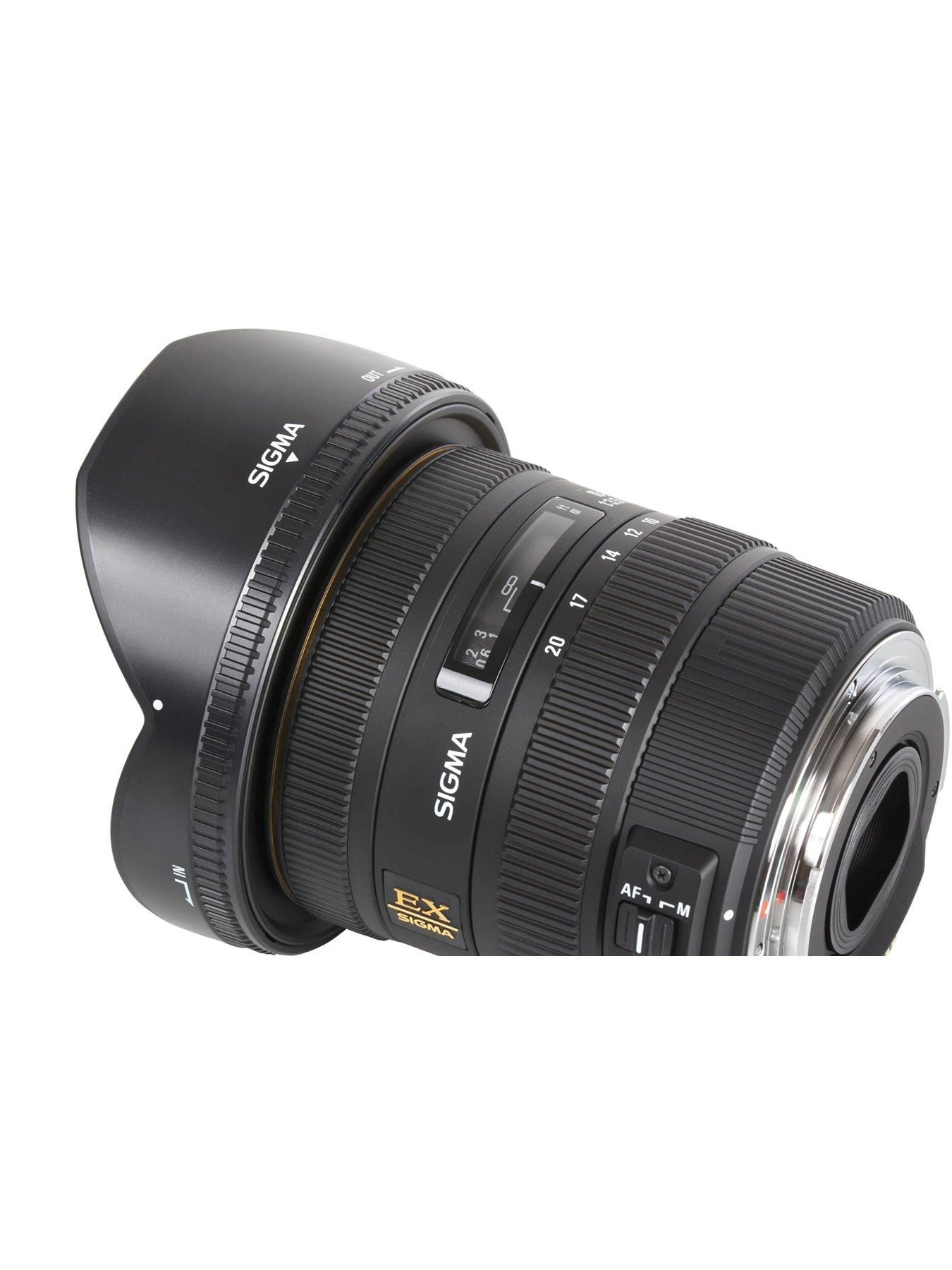 Sigma Sigma 10-20Mm F/3.5 Ex Dc Hsm Super-Wide Angle Lens For Nikon - One Colour - #wideangle