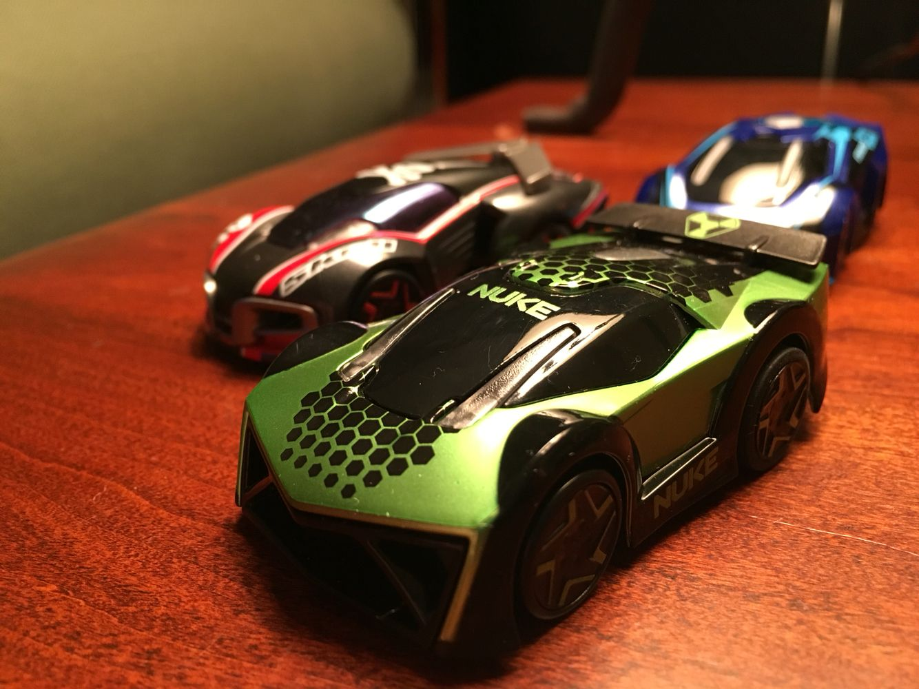 Anki Overdrive Cars Skull Nuke Groundshock Toy Car Gaming Mouse My Photos