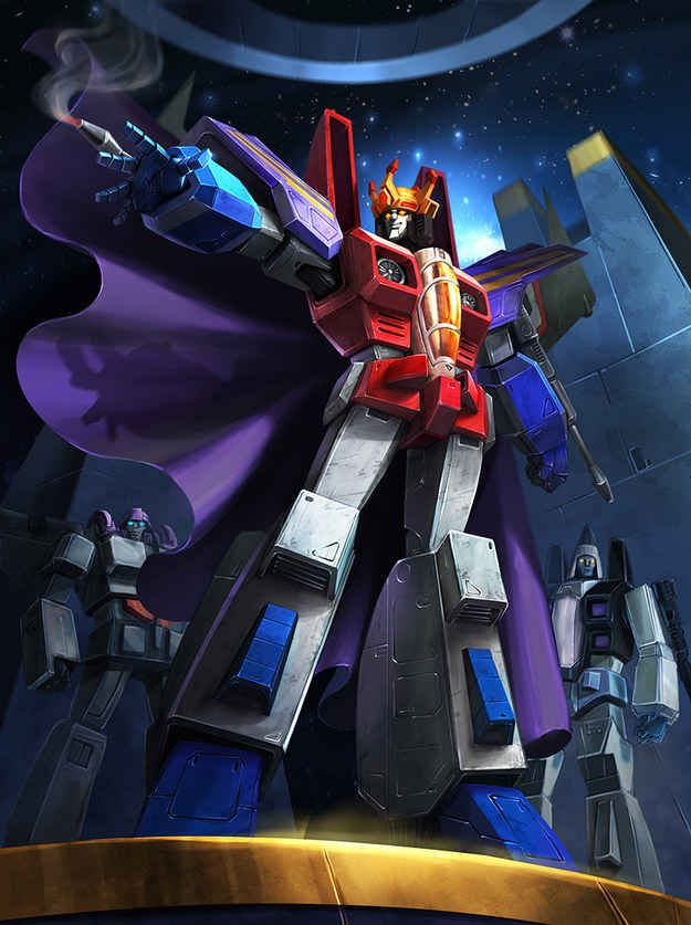The Definitive Ranking Of The Best TRANSFORMERS Robots ...