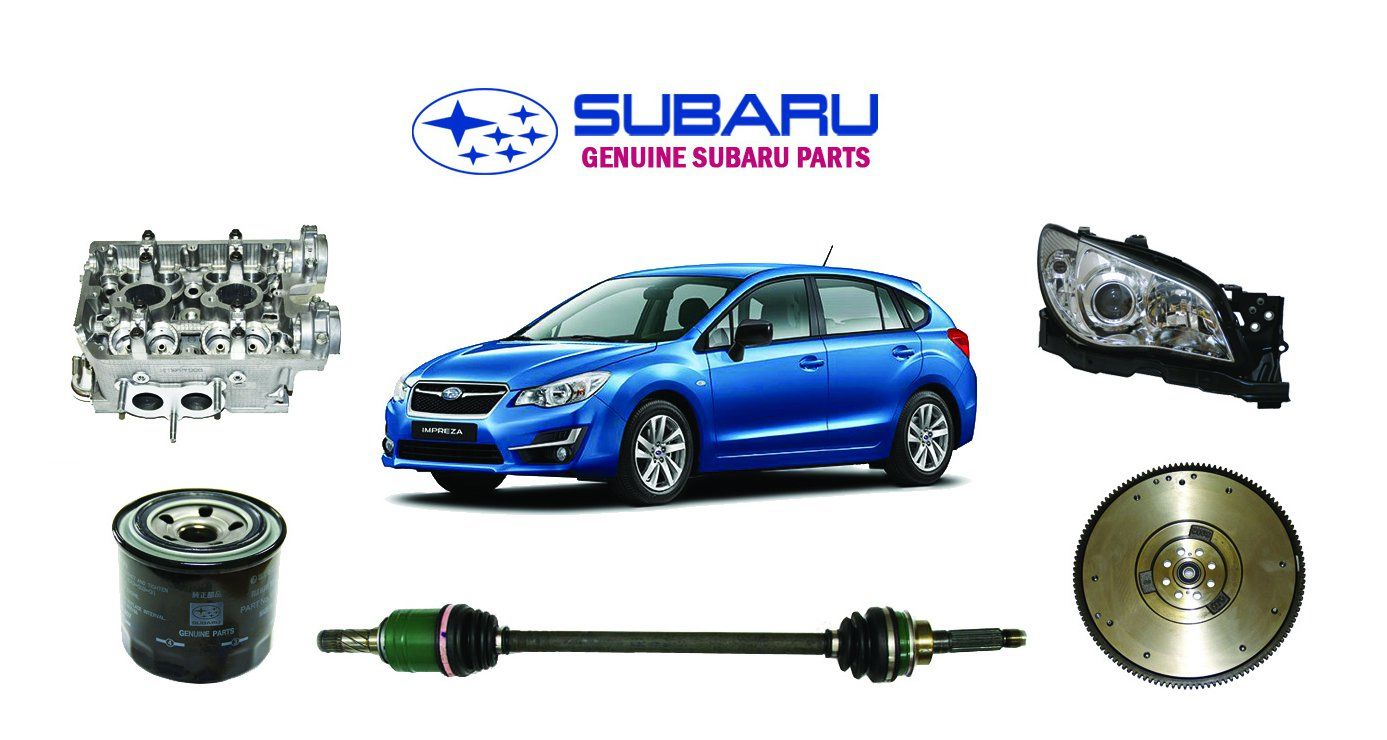 The Genuine Subaru Impreza Parts We Sell Subaru Subaru Impreza Impreza