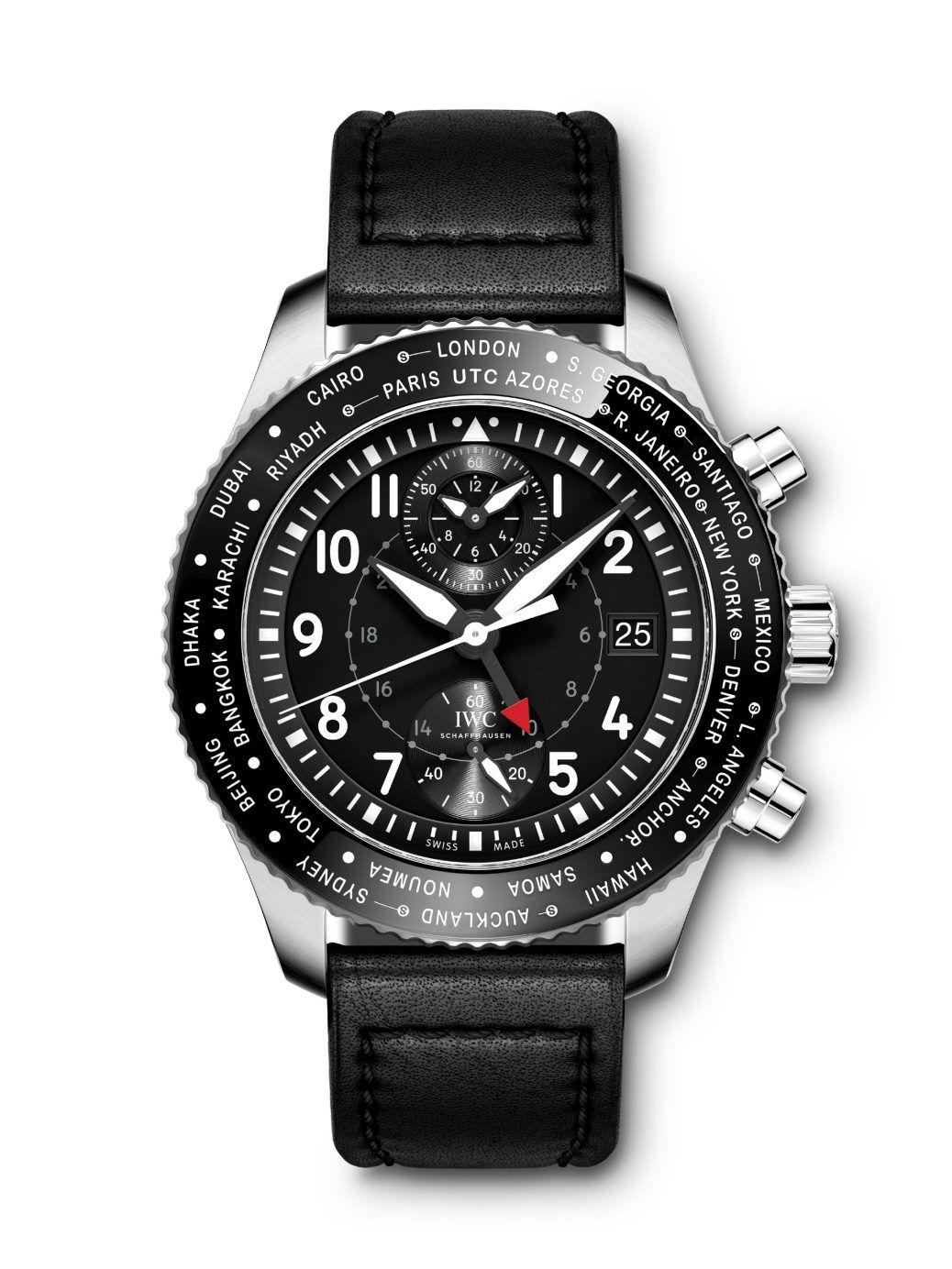 aeb8e1bcb16 IW395001-Pilot s Watch Timezoner Chronograph