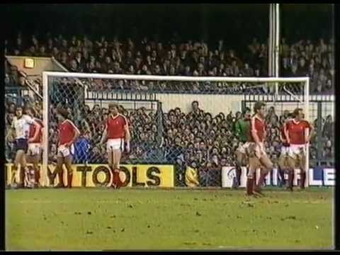 1982-83 - Derby County 2 Nottingham Forest 0 - FA Cup - Highlights