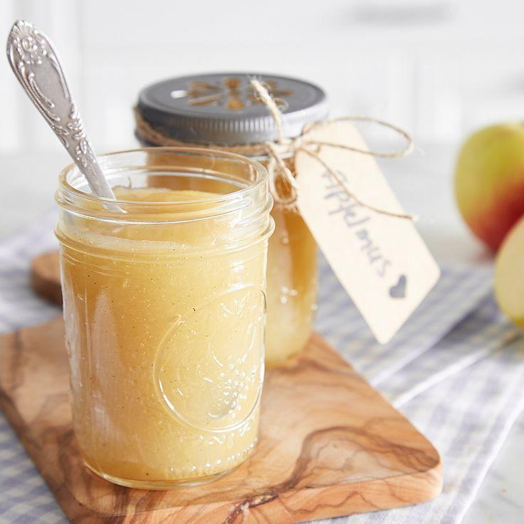 So schmeckt dein Apfelmus wie von Oma - das Grundrezept #Äpfelverwerten