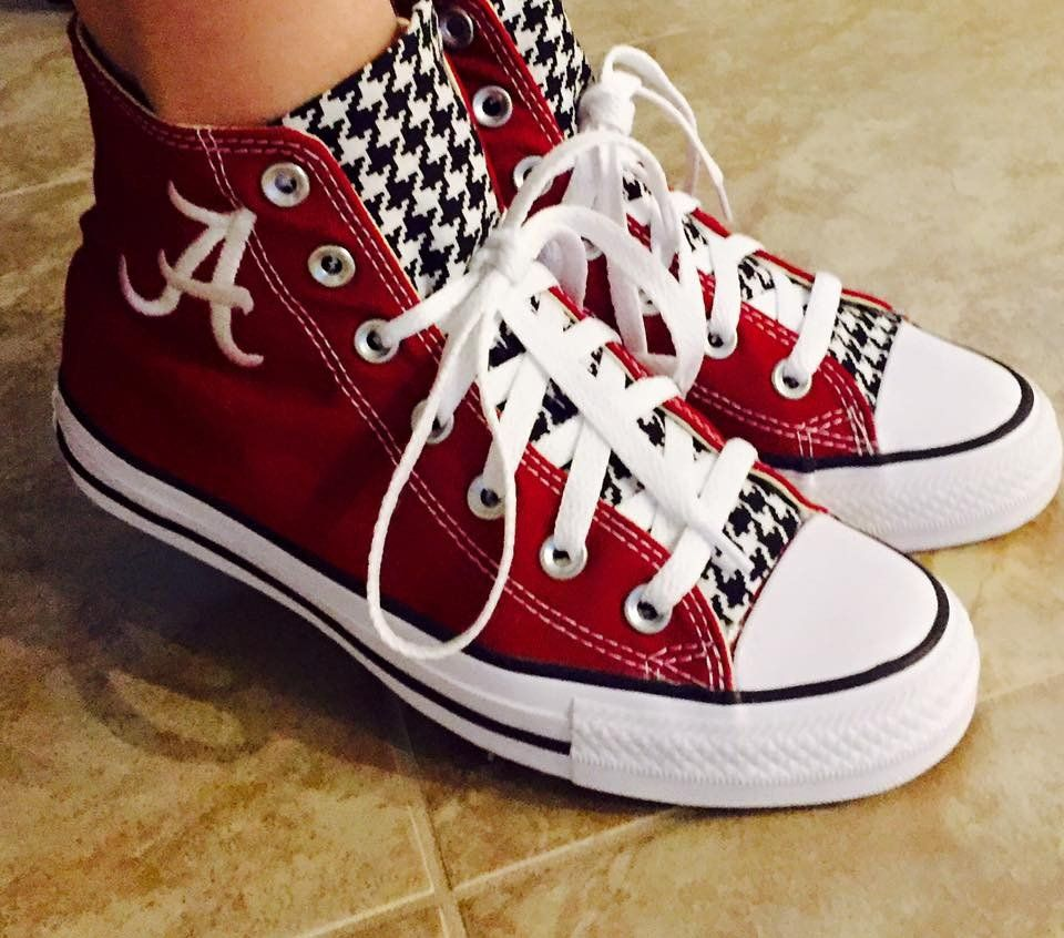 57deb260bad1 Customized Converse Sneakers- Bama Special Edition