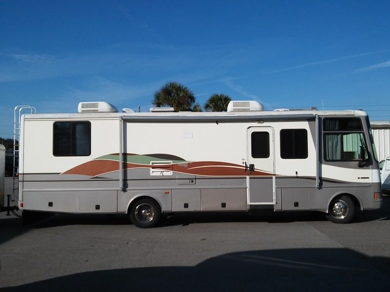 1999 Fleetwood Southwind Class A Gas Rv For Sale In Florence Alabama Dream Finders 5381 Rvt Com 121284 Rv For Sale Fleetwood Southwind