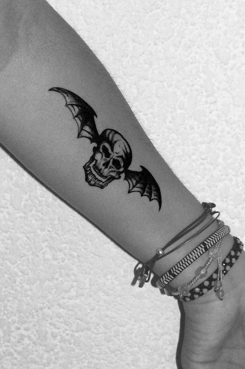 Avenged Sevenfold Tatuagens Avenged Sevenfold