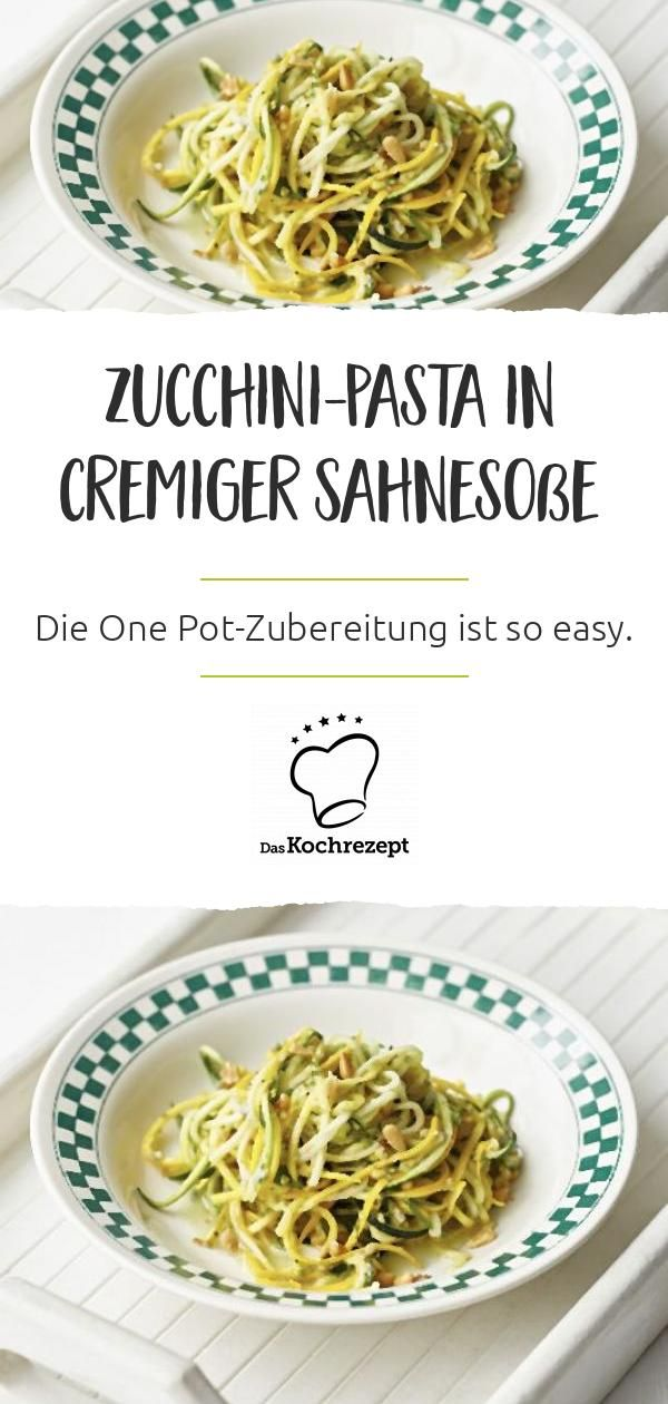 One Pot Pasta low carb