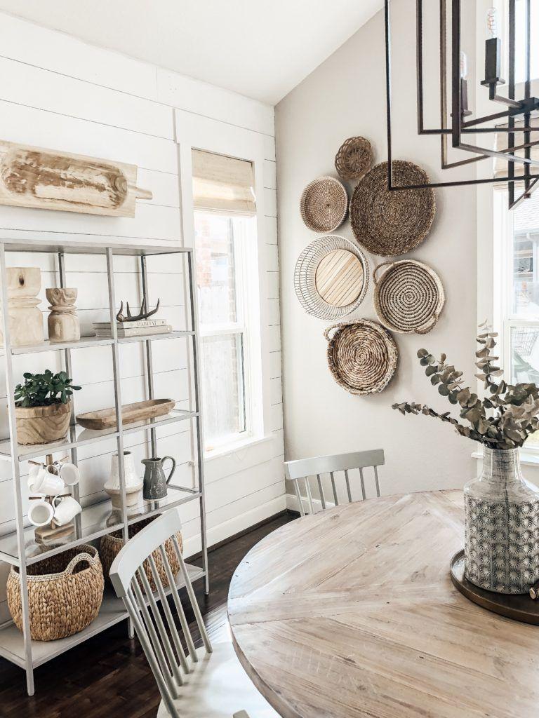 Extra white sw living wall decor basket wall decor