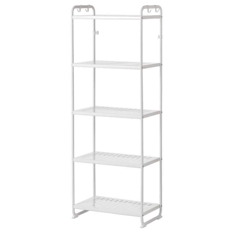 Regal Mulig Weiß In 2019 Vorratsraum Ikea Shelving Unit
