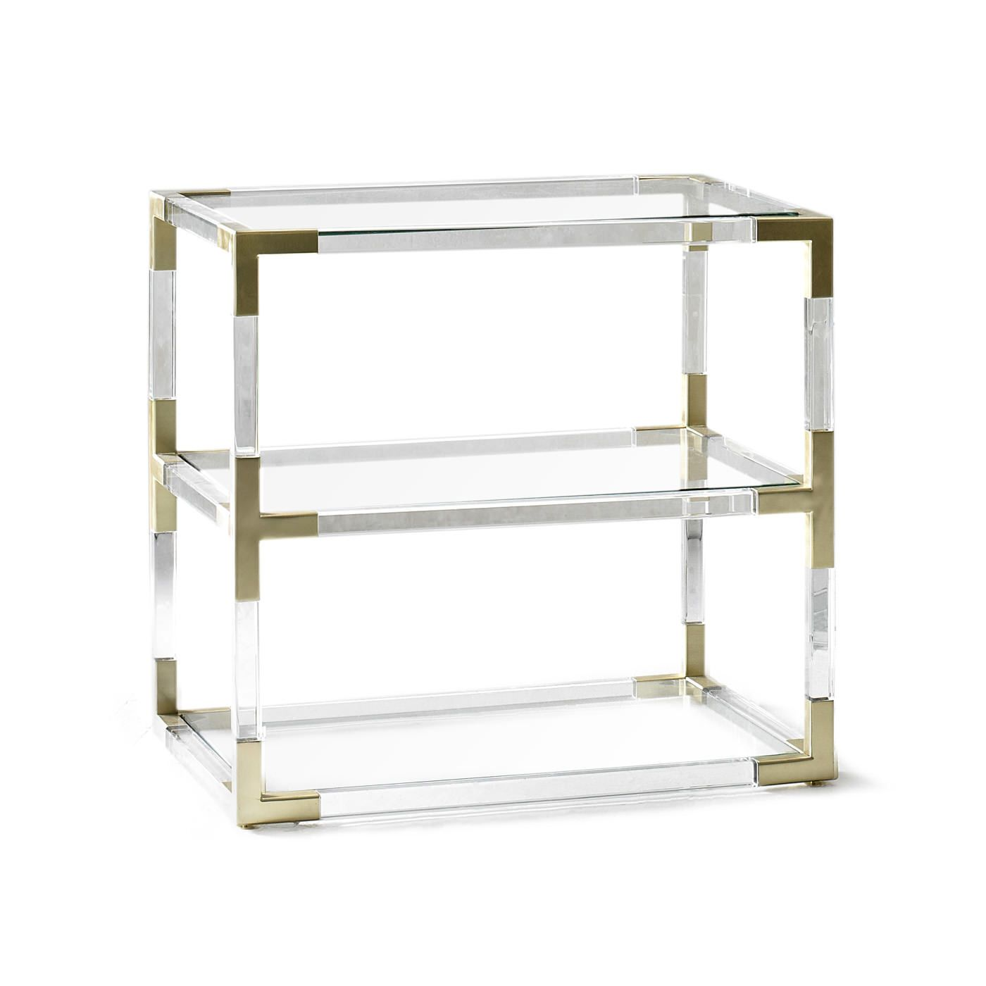 Luxe Lucite.Our Jacques Collection Is The Perfect Blend Of Simplicity And  Glamour, Modern. Lucite TableLucite Coffee ...