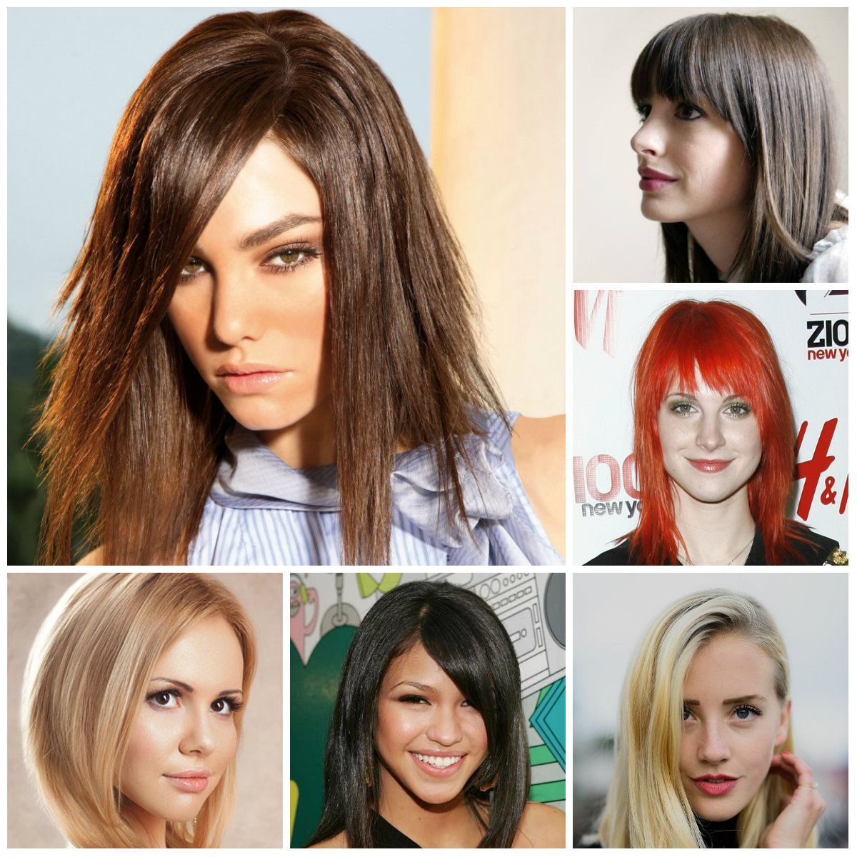 Medium Hairstyles 2016 New Haircuts And Hair Colors From Special
