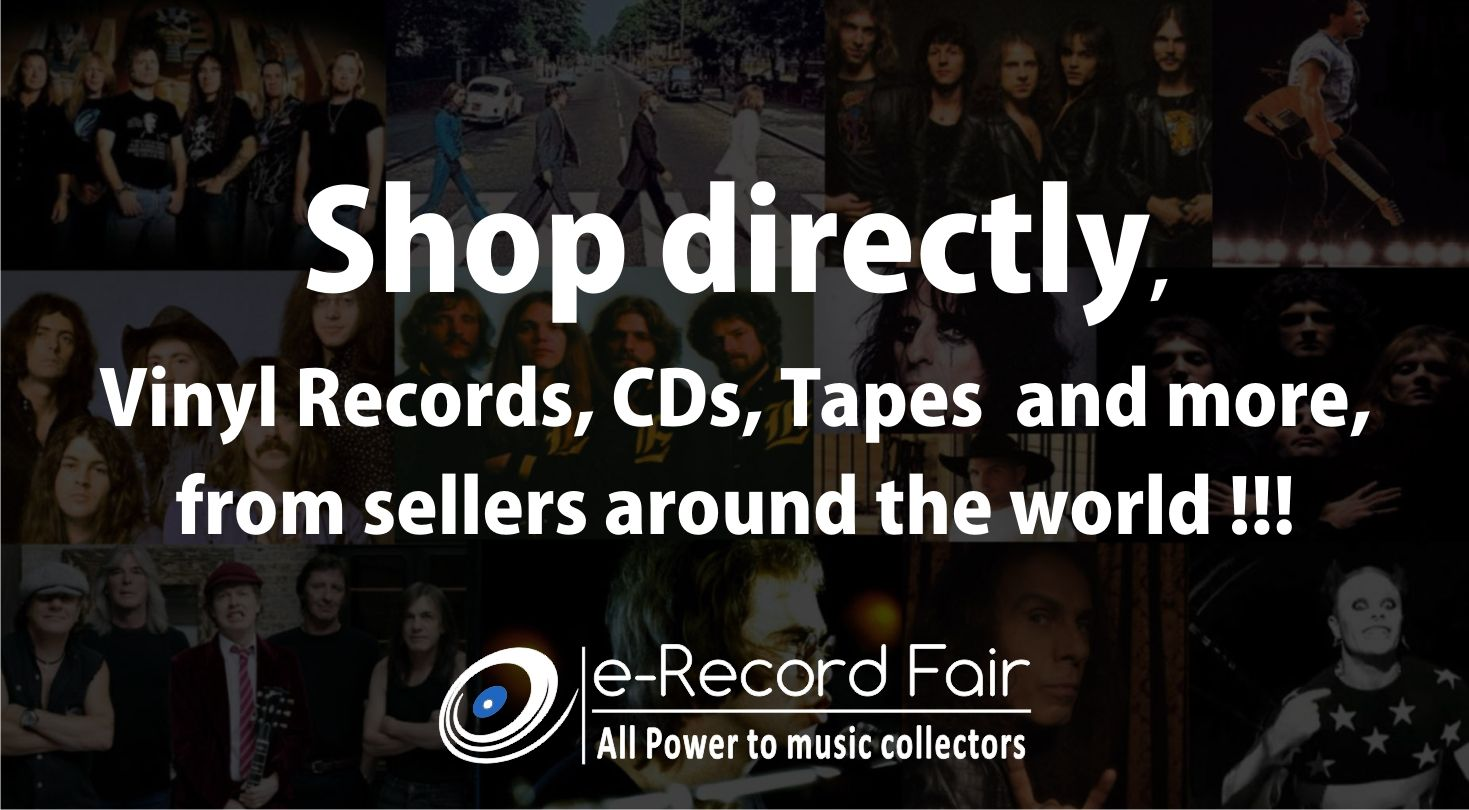 Buy Or Sell Vinyl Records Cds Cassetes And Music Dvds
