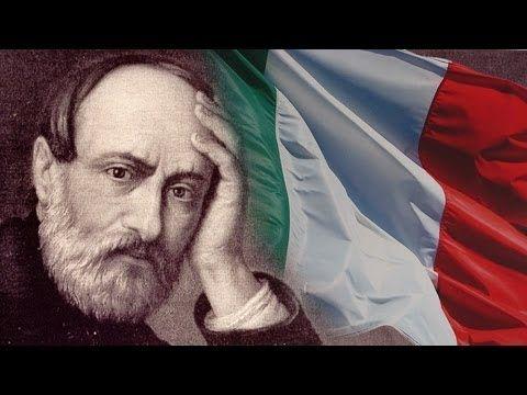 Giuseppe Mazzini 1/2 - la storia siamo noi | Storia, Risorgimento,  Personaggi