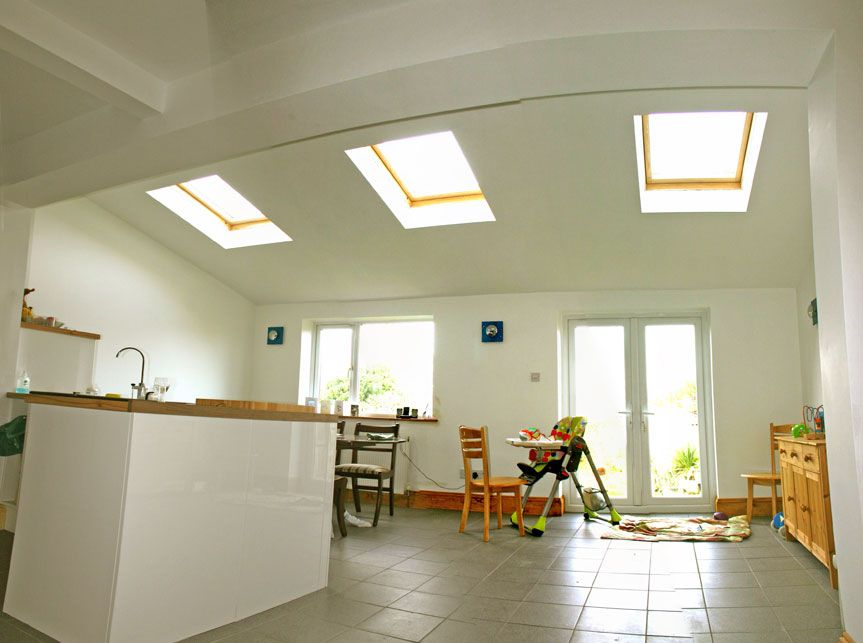 High Vaulted Ceilings Make Such A Difference To Space. Consider It When  Designing Your Home