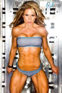 Musclemag swimsuit bikini