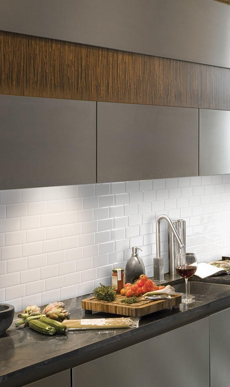 Küchendesign von fliesen  cm x  cm mosaikfliesenset selbstklebend metro  diy home