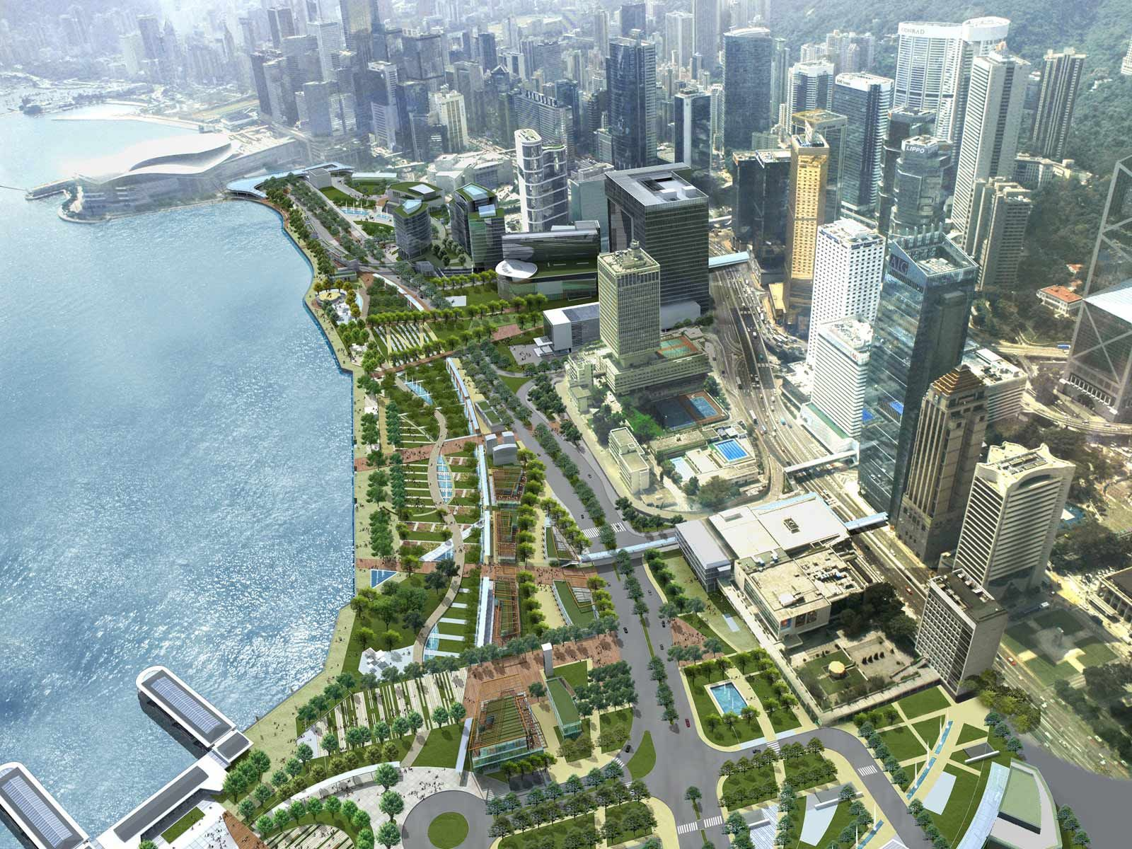 Central Reclamation Urban Design Study Urban Design Pinterest Urban Design Landscape