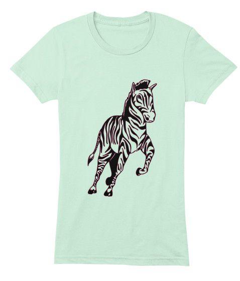 Zebra - Yas Tees