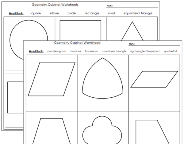 Printable Montessori Cards Sensorial Activity Work Cards Montessori Sensorial Lessons Digital Download