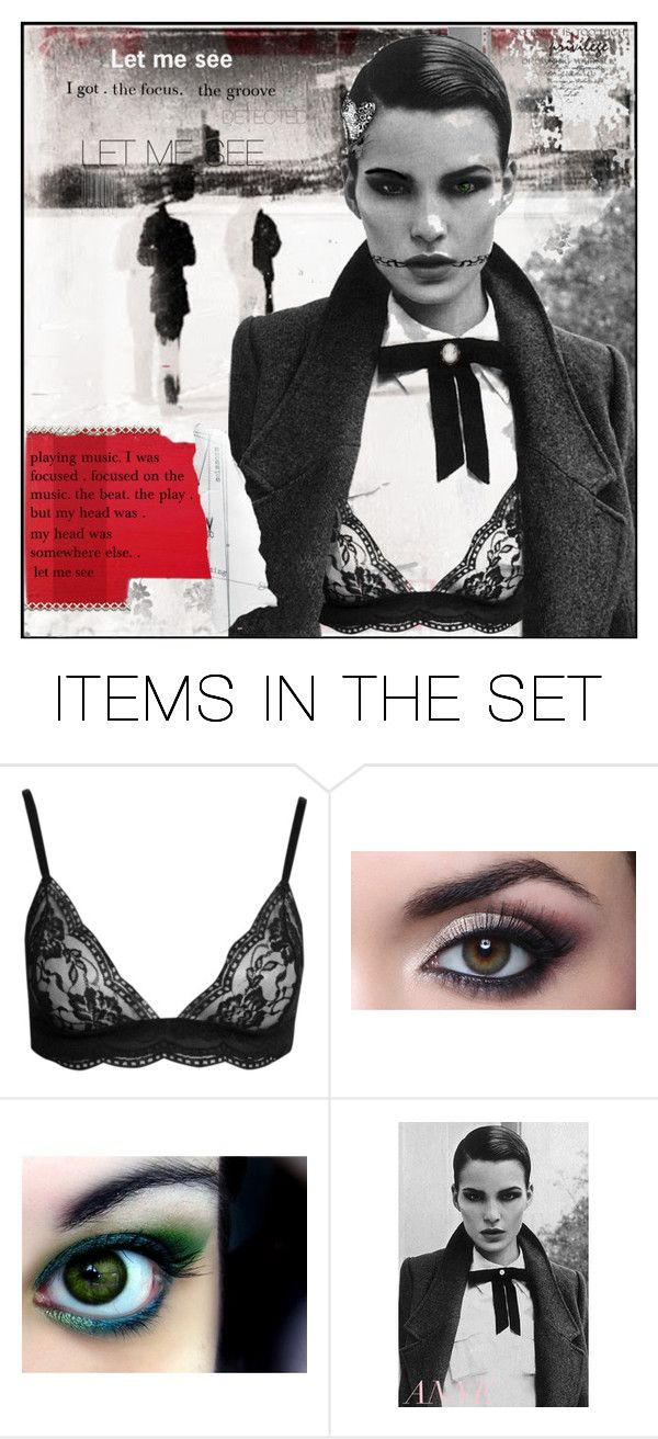 """upgrade"" by greeneyz ❤ liked on Polyvore featuring arte"