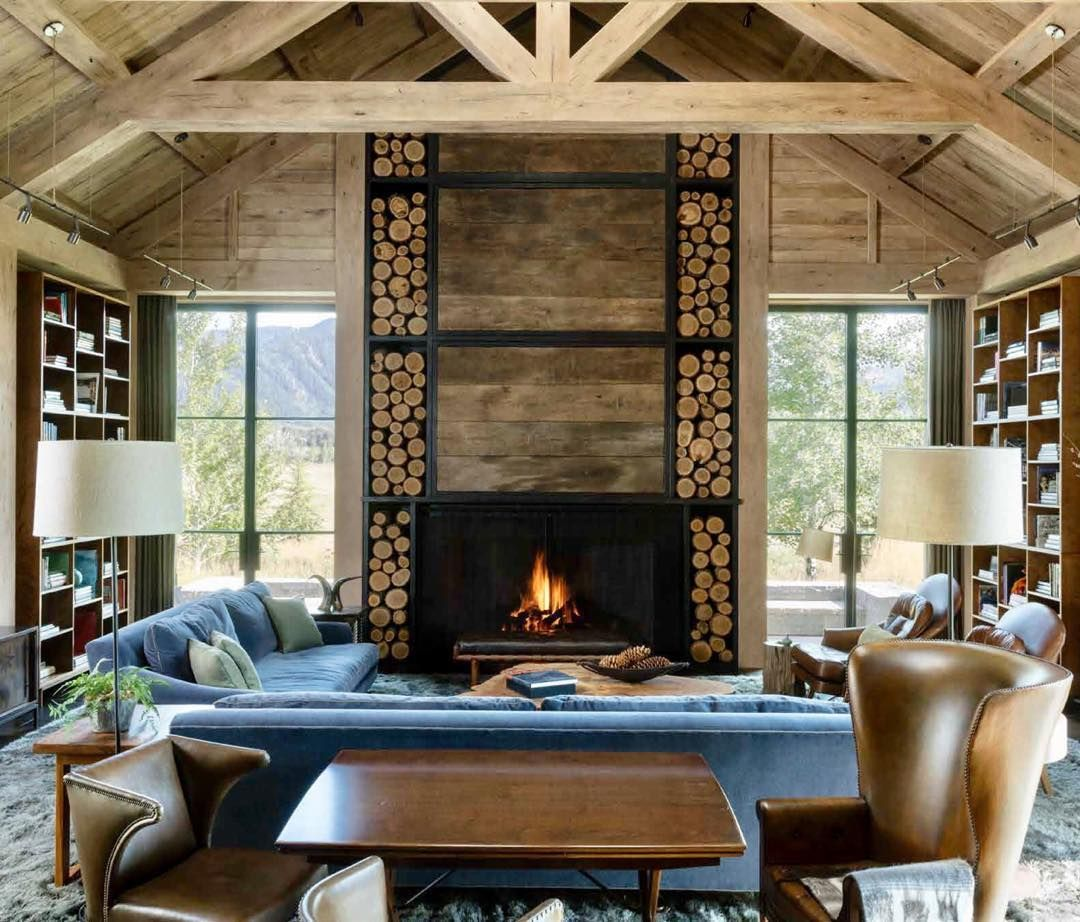 Pin by Janet Lohman on Family rooms, sitting rooms, great