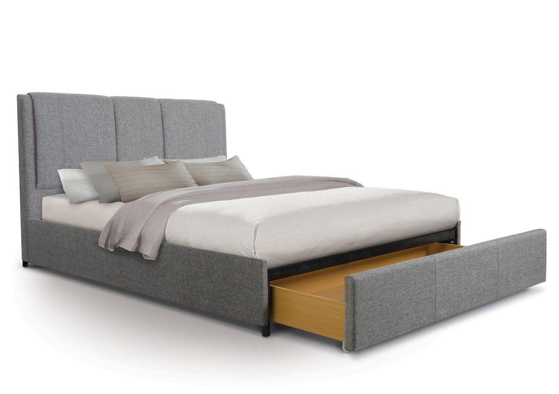 Ellie Upholstered Storage Bed Frame Bed Frame With Storage Bed