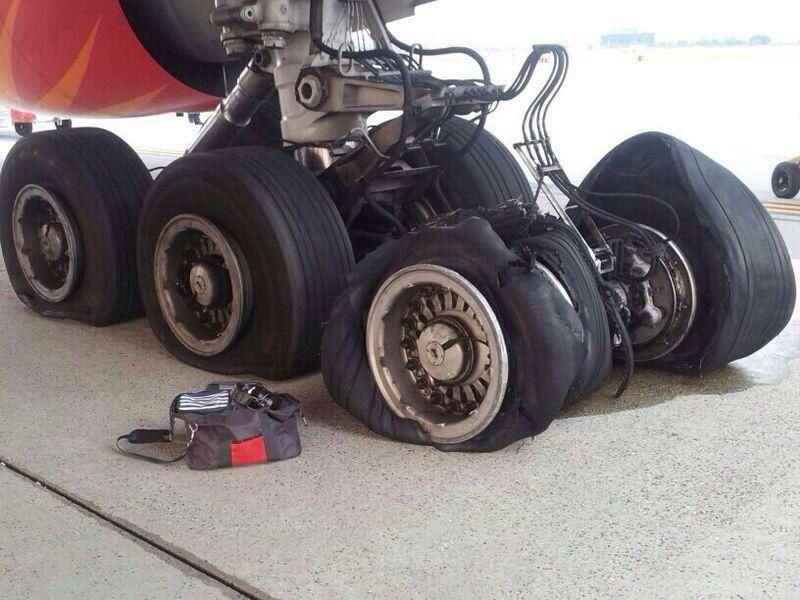 Pkr Aircraft Maintenance Aviation Accidents Aircraft