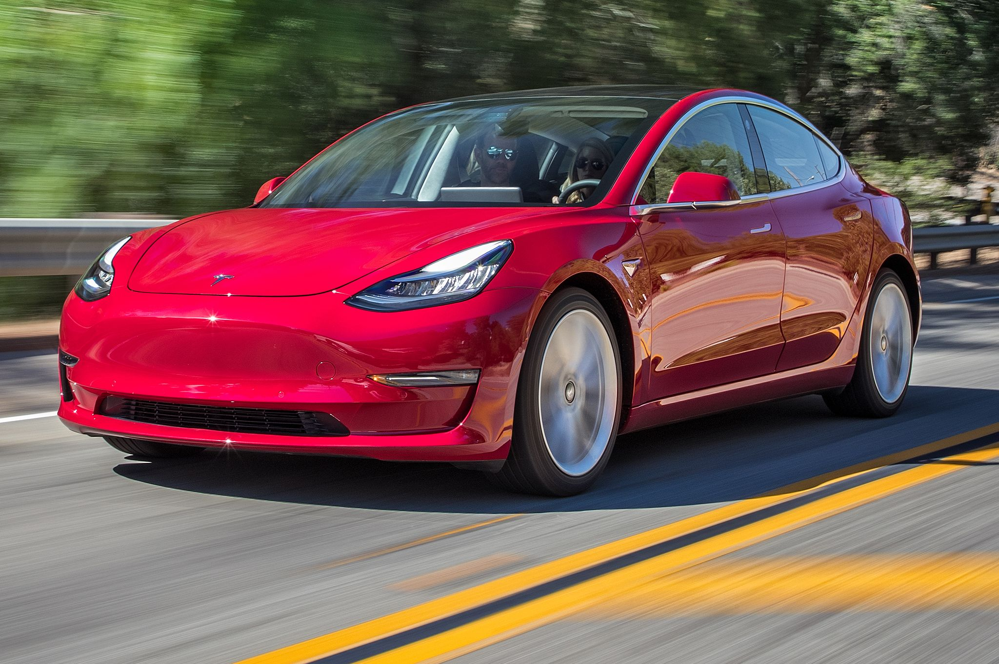The Tesla Model 3 Is The Most Important Car In The World Right Now