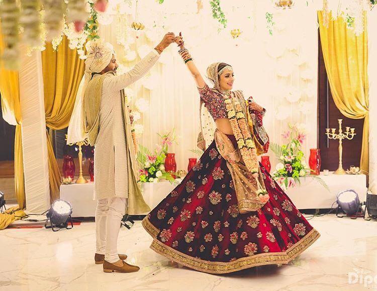 #Sabyasachi #Lehenga #RealBride #TheSabyasachiBride @bridesofsabyasachi #HandCraftedInIndia  #DestinationWeddings @sabyasachiofficial #TheWorldOfSabyasachi Photograph By @dipak_studios