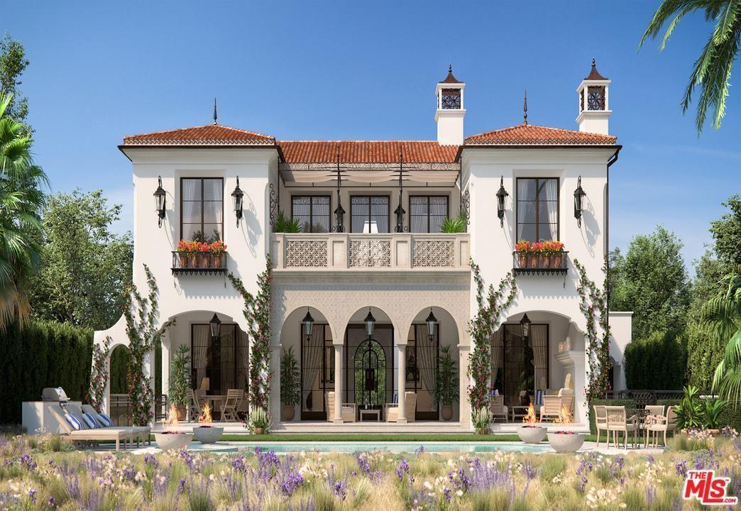 611 N Hillcrest Rd Beverly Hills Ca 90210 Beverly Hills Home