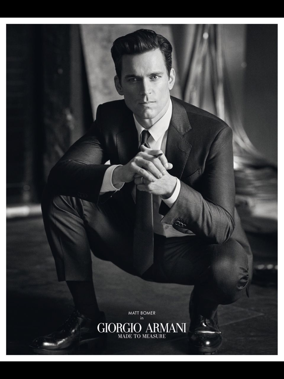 Matt Bomer Italia | ilabachrn:   From GQ Style Fall-Winter 2015