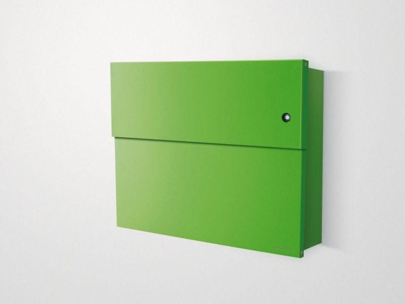Radius Design Briefkasten Letterman XXL 2 Grün | Radius ...