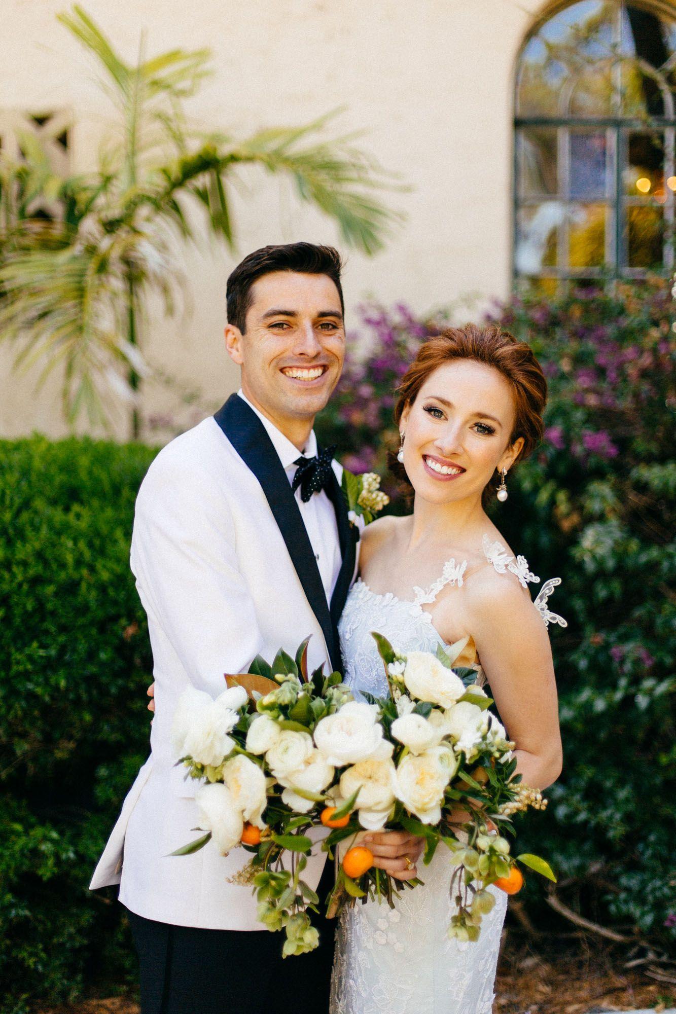 Keely sebastians spanishinspired wedding the