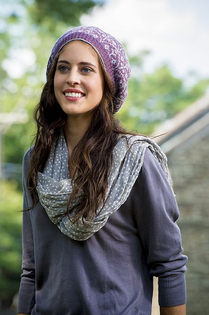 Selbu Modern by Kate Gagnon Osborn - colorwork hat knit with ...