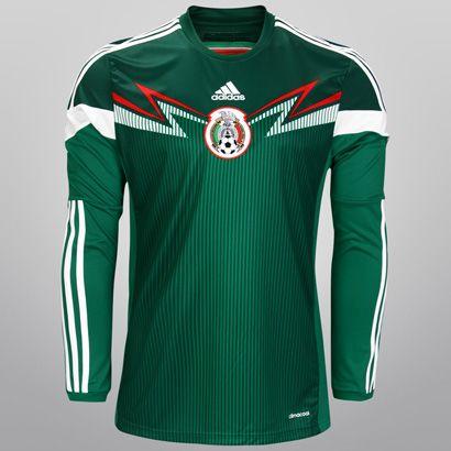f67c0bfa28620 Camiseta Selección Fútbol México 2014. Local.