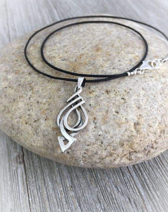 Sterling silver celtic necklace for women celtic knot necklace sterling silver celtic necklace for women celtic knot necklace leather celtic arrow leather necklace necklace for men birthday gift aloadofball Image collections