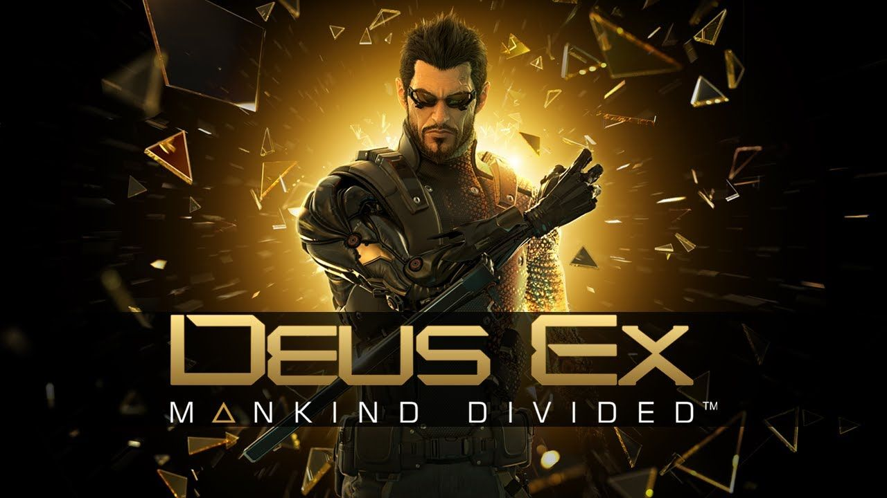 Deus Ex Mankind Divided Walkthrough Part 1 Deus Ex Mankind Divided Deus Ex Mankind Deus Ex