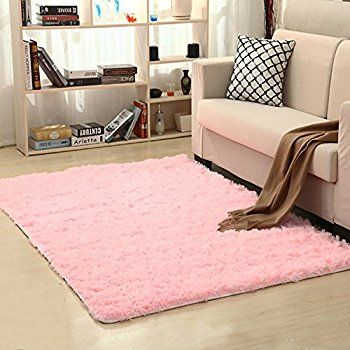 Amazon Com Lochas Soft Indoor Modern Area Rugs Fluffy Living Room