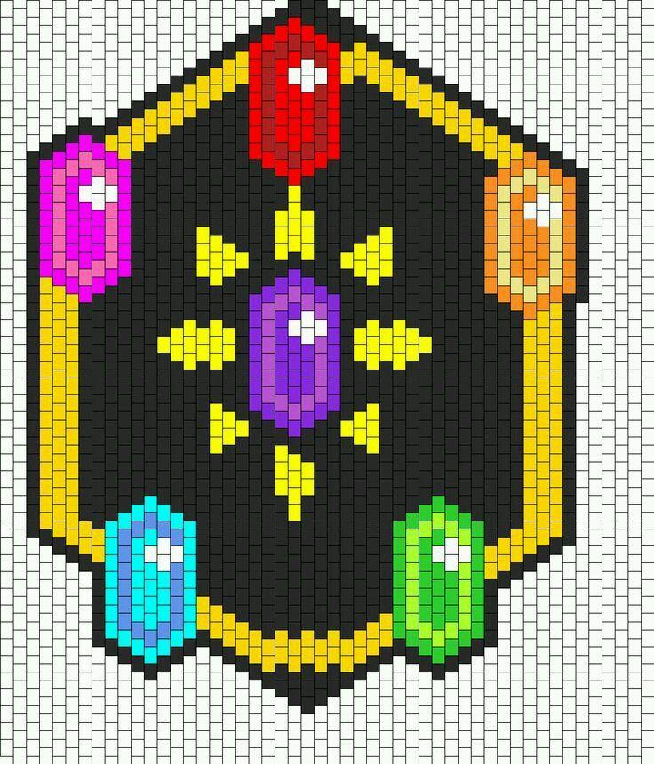 Pin by Holly Avirett-deDood on beading | Pearl beads pattern