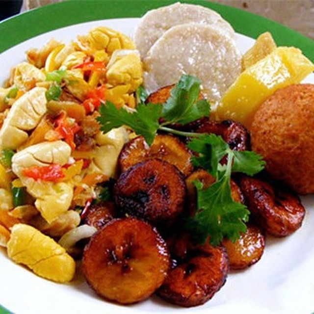 Jamaica national dish pictures of wedding