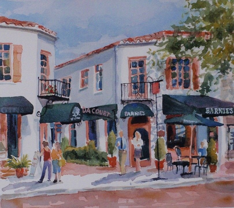 """Affinity At Winter Park Home: """"Greenada Court"""" Park Ave. In Downtown Winter Park"""