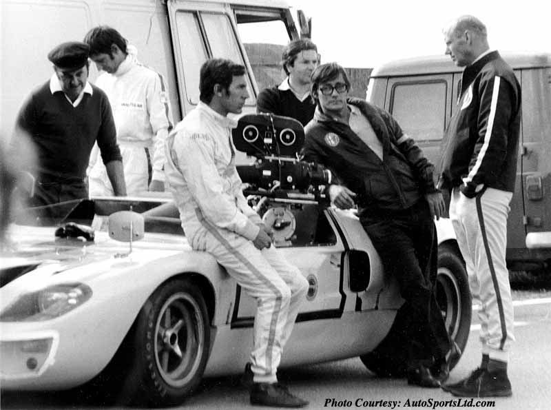 Ford Gt  Used To Film Le Mans Heads To Auction
