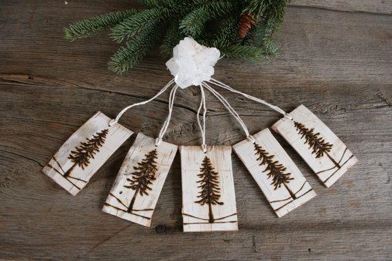 "New Birch Handmade Kayak Holiday Ornament 4"""