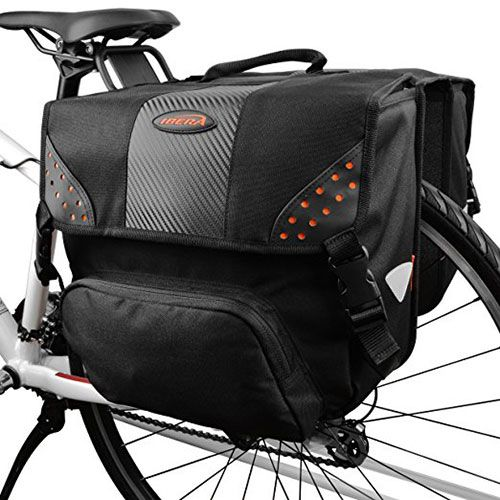 Top 7 Best Bicycle Panniers For Commuting In 2018 Reviews