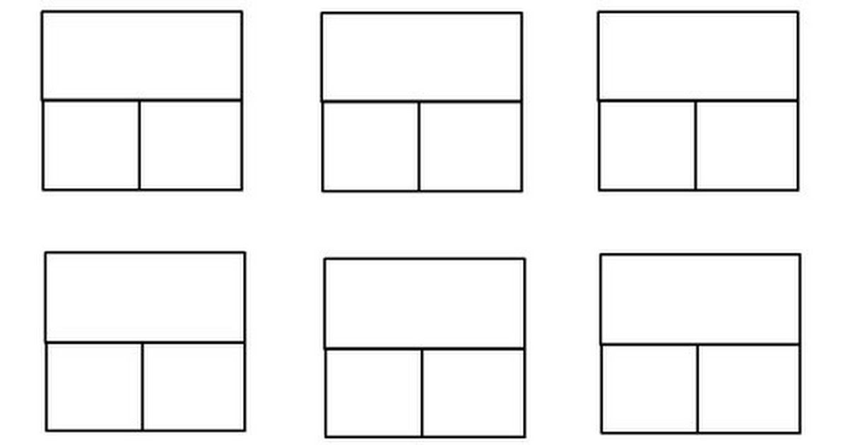part part whole blank.pdf | Part part whole, Math freebie ...