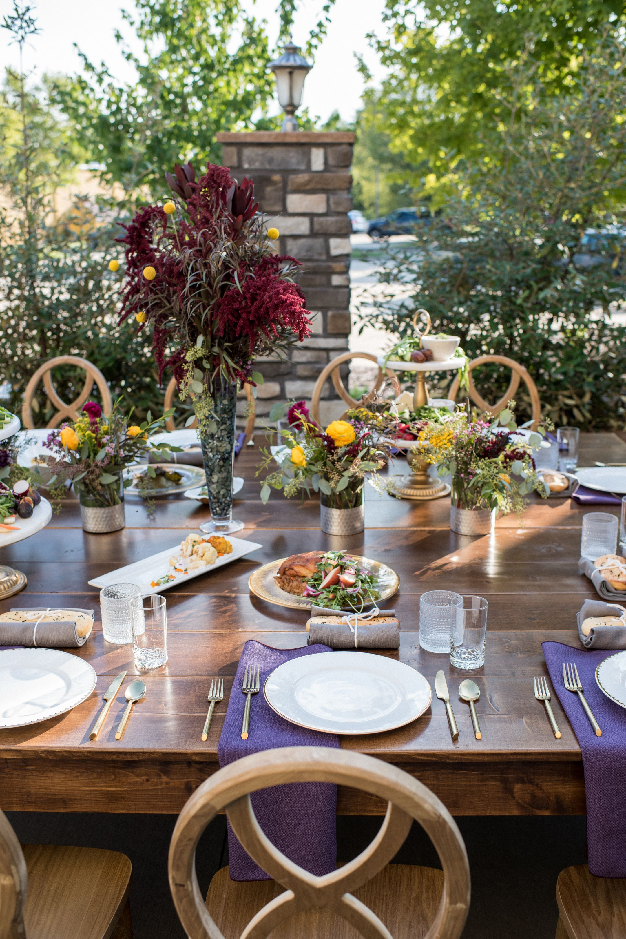 Family style sunday supper in columbia mo event rental